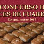 V Concurso de Dulces de Cuaresma en Estepa