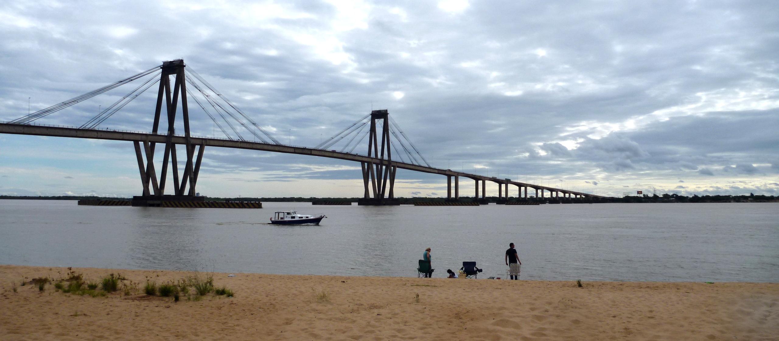 Corrientes, ciudad argentina hermanada con Estepa