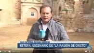 Canal Sur dedicó ayer unos minutos del noticiario del mediodía a INRI, la película que está realizando Cine Méliès sobre la Semana Santa de Estepa. Aquí lo mostramos: