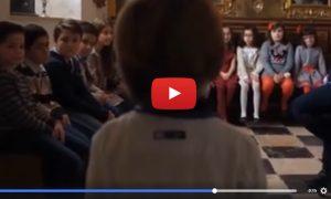 Primeras imágenes de «INRI», la película de la Semana Santa de Estepa