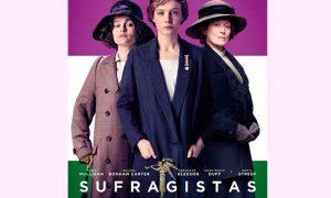 Cine en Estepa con motivo del Día de la Mujer: «Sufragistas»