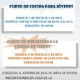 """Durante los meses de marzo y abril el Ayuntamiento de Estepa organiza dos cursos dirigidos a jóvenes de 18 a 30 años enmarcados dentro del """"Proyecto Estepa, Innovación Juvenil""""."""