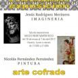 """En el Museo Padre Martín Recio de Estepa tendrá lugar la exposición de arte cofrade """"QVADRAGÉSIMA"""", con trabajos de imaginería (Jesús Rodríguez Merinero) y pintura (Nicolás Fernández Fernández)."""
