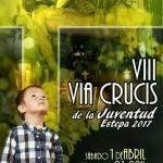 VIII Viacrucis de la Juventud en Estepa