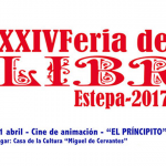 """""""El Principito"""" en la Feria del Libro de Estepa 2017"""
