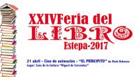 """Con motivo de la XXIV Feria del Libro de Estepa 2017, tendrá lugar en la Casa de la Cultura """"Miguel de Cervantes"""" la proyección de la película """"El Principito"""" de Mark Osborne."""