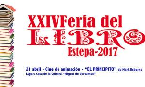 «El Principito» en la Feria del Libro de Estepa 2017