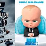 """Cine en Estepa: """"Fast & Furious 8″ y """"El bebé jefazo"""""""