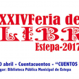 Con motivo de la XXIV Feria del Libro de Estepa 2017, tendrá lugar en la Biblioteca Pública Municipal una sesión de cuentacuentos para los más pequeños.