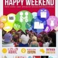 """Del 21 al 23 de abril en el Recinto Ferial de Estepa se celebrará la """"I Feria de Muestras, Oportunidades y Ocio Infantil Happy Weekend""""."""
