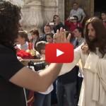 Así fue el reportaje de RTVE sobre INRI y la Semana Santa Chiquita de Estepa