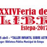 Taller infantil sobre astronomía en Estepa