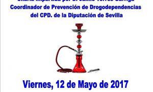 Conferencia en Estepa sobre las cachimbas y la nueva moda de fumarlas