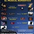 """Este jueves en la Casa de la Cultura Miguel de Cervantes de Estepa, Opera Sur pondrá en escena """"El Musical Romántico: Canciones que enamoran""""."""