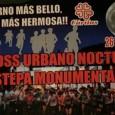 Mañana 26 de mayo tendrá lugar la tercera edición del Cross Urbano Nocturno Estepa Monumental.