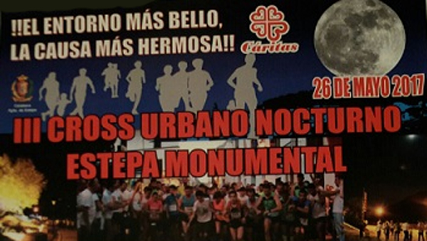 Cross Urbano Nocturno Estepa Monumental 2017