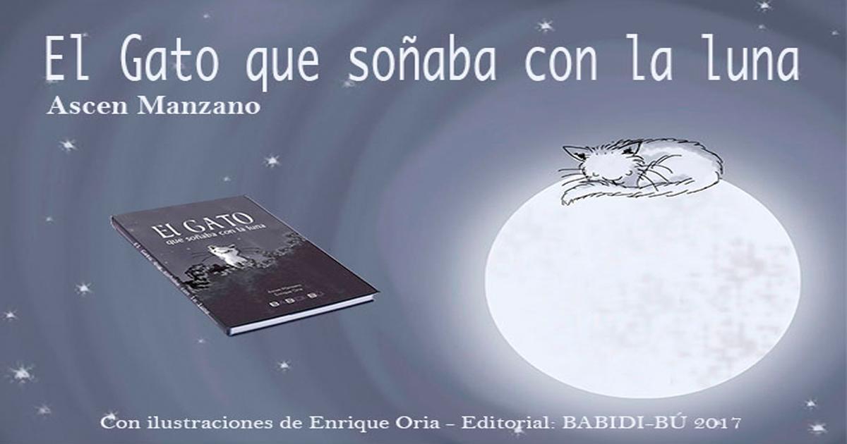 """Presentación en Estepa: """"El gato que soñaba con la luna"""""""