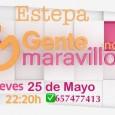 El próximo 25 de mayo el público de la Gala de Gente Maravillosa será de Estepa, y por ello, @Estepanoticias está organizando un viaje en autobús hacia Málaga.