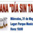 El miércoles 31 de mayo se desarrollará en el Parque Municipal Príncipe de Asturias de Estepa una Gymkana con motivo del Día Sin Tabaco.