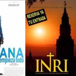 """Cine en Estepa: """"INRI"""" y """"Mañana empieza todo"""""""