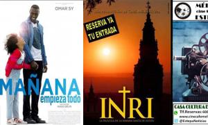 Cine en Estepa: «INRI» y «Mañana empieza todo»
