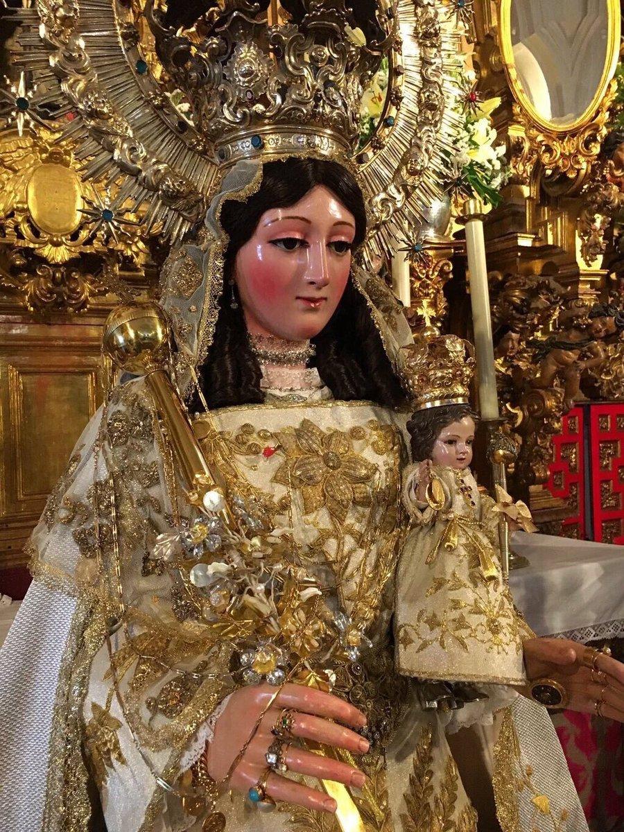 Onomástica de Ntra Sra de los Remedios, Rosario de la Aurora y Solemne Eucaristía en su Honor