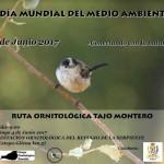 Ruta Ornitológica con motivo del Día Mundial del Medio Ambiente