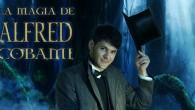 """Este viernes en la Casa de la Cultura Miguel de Cervantes de Estepa, actuará el mago Alfred Cobami, conocido como """"El Rey del Escapismo""""."""