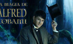 Magia en Estepa con Alfred Cobami
