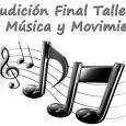 En la tarde del próximo lunes tendrá lugar la Audición Final de los Talleres de Música y Movimiento que han tenido lugar en la Escuela de Música de Estepa.
