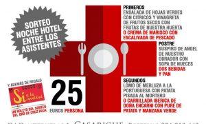 Cena Benéfica a favor de Cruz Roja de Estepa