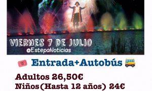 @Estepanoticias organiza una excursión a Isla Mágica desde Estepa