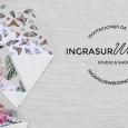 Studio y shop de invitaciones, complementos y detalles para bodas. Colecciones de papelería exclusivas y marcas bonitas para celebraciones con personalidad.