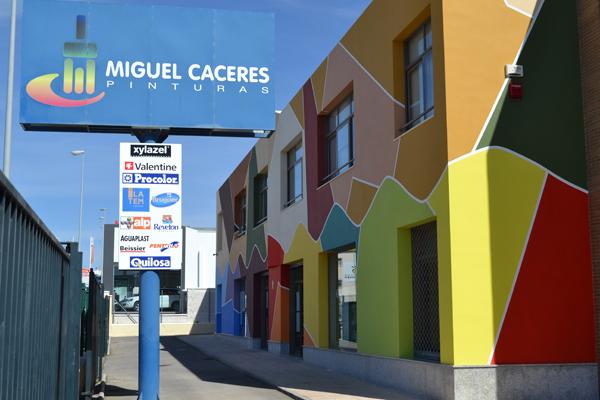 Miguel Cáceres Pinturas