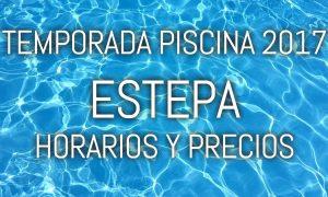 Temporada de baño 2017 en la Piscina Municipal de Estepa