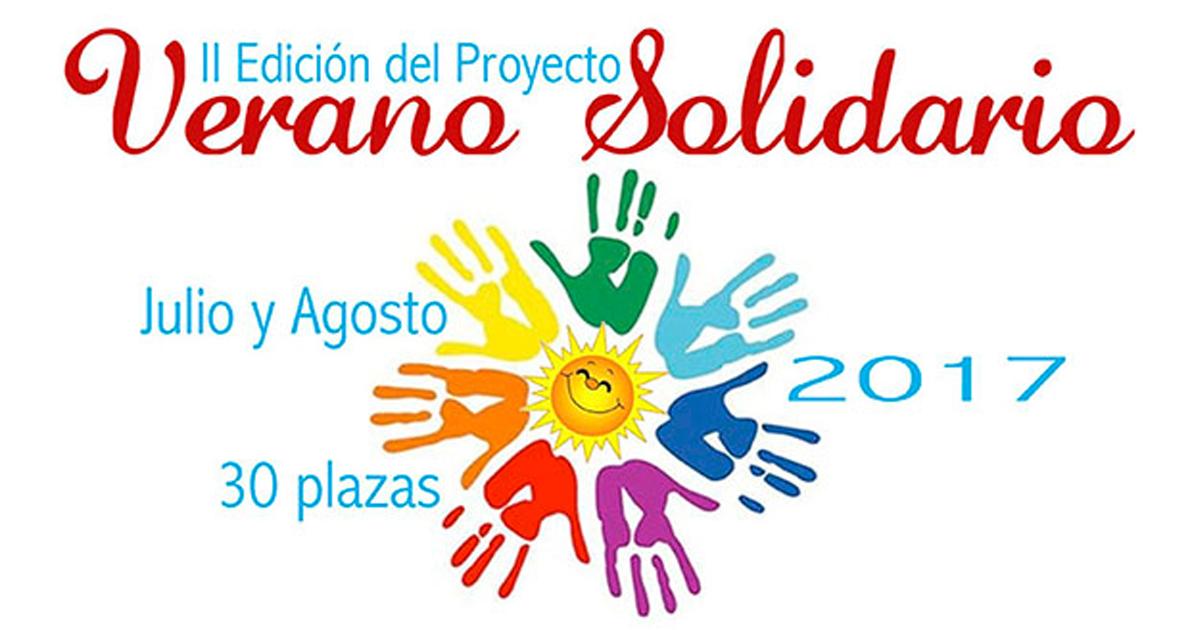 II Edición del Proyecto Verano Solidario en Estepa