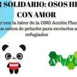 """Taller Solidario en Estepa """"Osos hechos con amor"""""""
