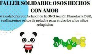 Taller Solidario en Estepa «Osos hechos con amor»
