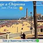 Excursión a Chipiona con @Estepanoticias