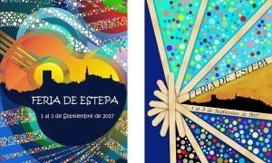 Vota tu cartel favorito para la Feria de Estepa 2017