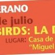 """Este lunes en la Casa de la Cultura Miguel de Cervantes de Estepa, se proyectará """"Angry Birds: la película"""". La entrada será libre hasta completar aforo."""