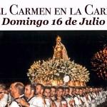 Día del Carmen en La Carihuela desde Estepa