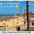 Tras el éxito del anterior viaje, @Estepanoticias organiza un nuevo viaje a Chipiona para disfrutar del sol y la playa de la localidad gaditana.