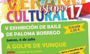 Exhibición de Baile Flamenco en Estepa