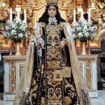 Solemne Novena en honor a la Virgen del Carmen en Estepa