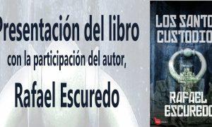 Presentación en Estepa del libro «Los Santos Custodios»