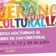 El Ayuntamiento de Estepa, dentro del programa Verano Cultural 2017 está llevando a cabo una serie de visitas nocturnas guiadas al Cerro de San Cristóbal.