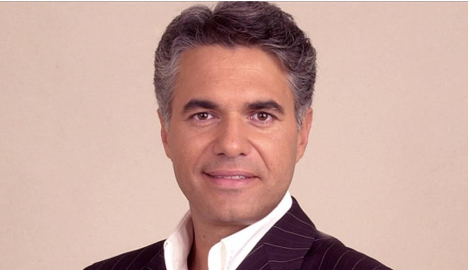 Agustín Bravo, miembro del jurado de la Gala de la Feria de Estepa