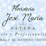 Floristería José María | Estepa