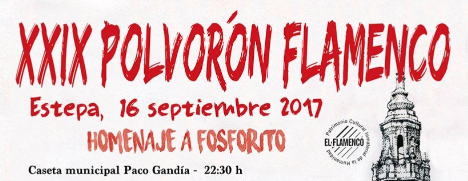 Polvorón Flamenco en Estepa